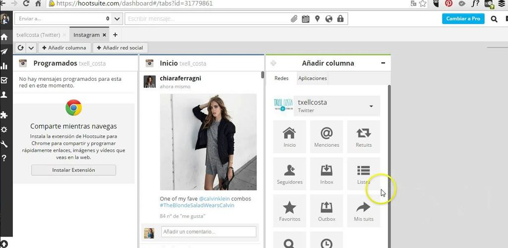 Hootsuite-direct-post-to-Instagram